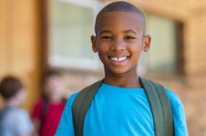 Smiling Child Backpack